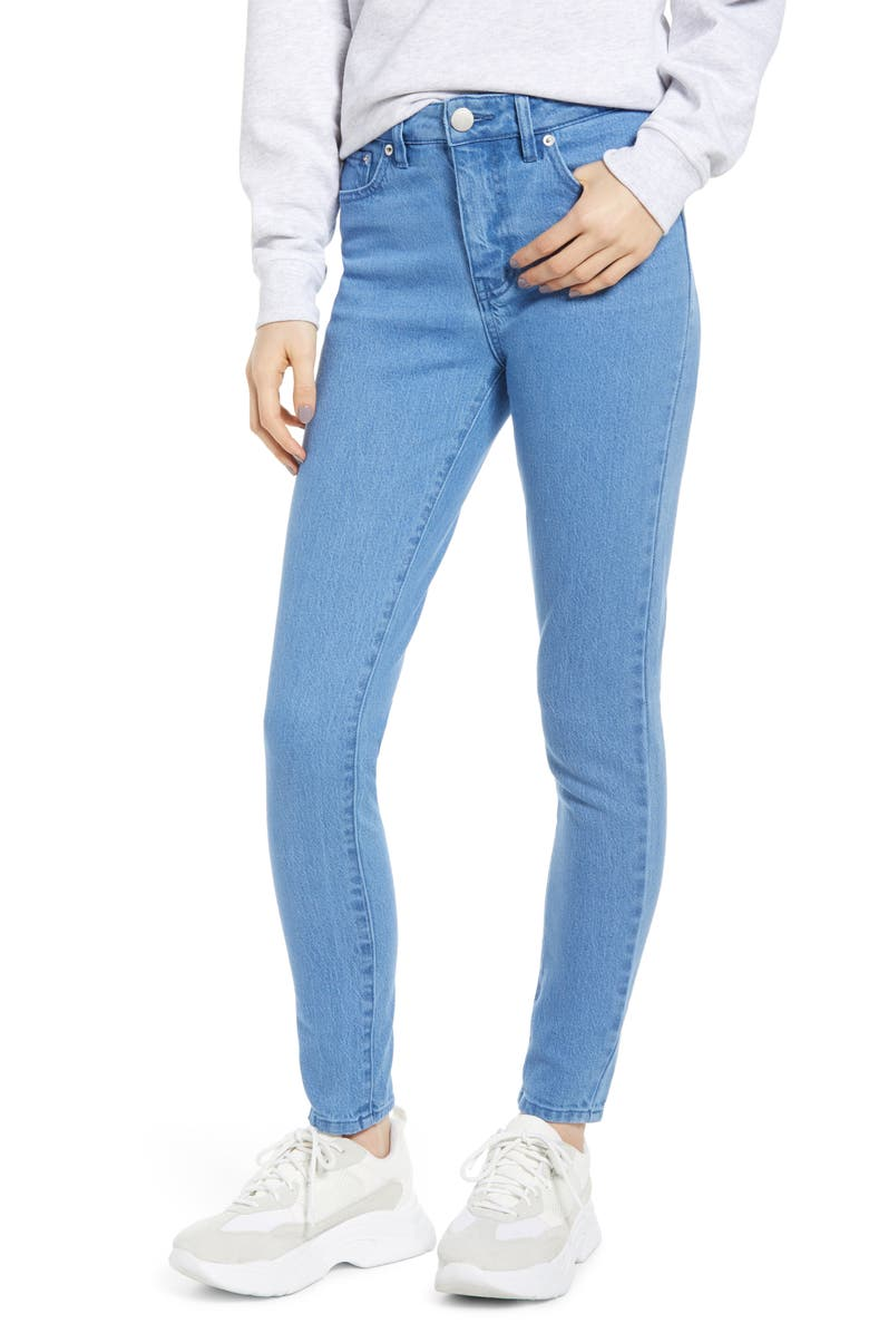 Prosperity Denim High Waist Vintage Skinny Jeans