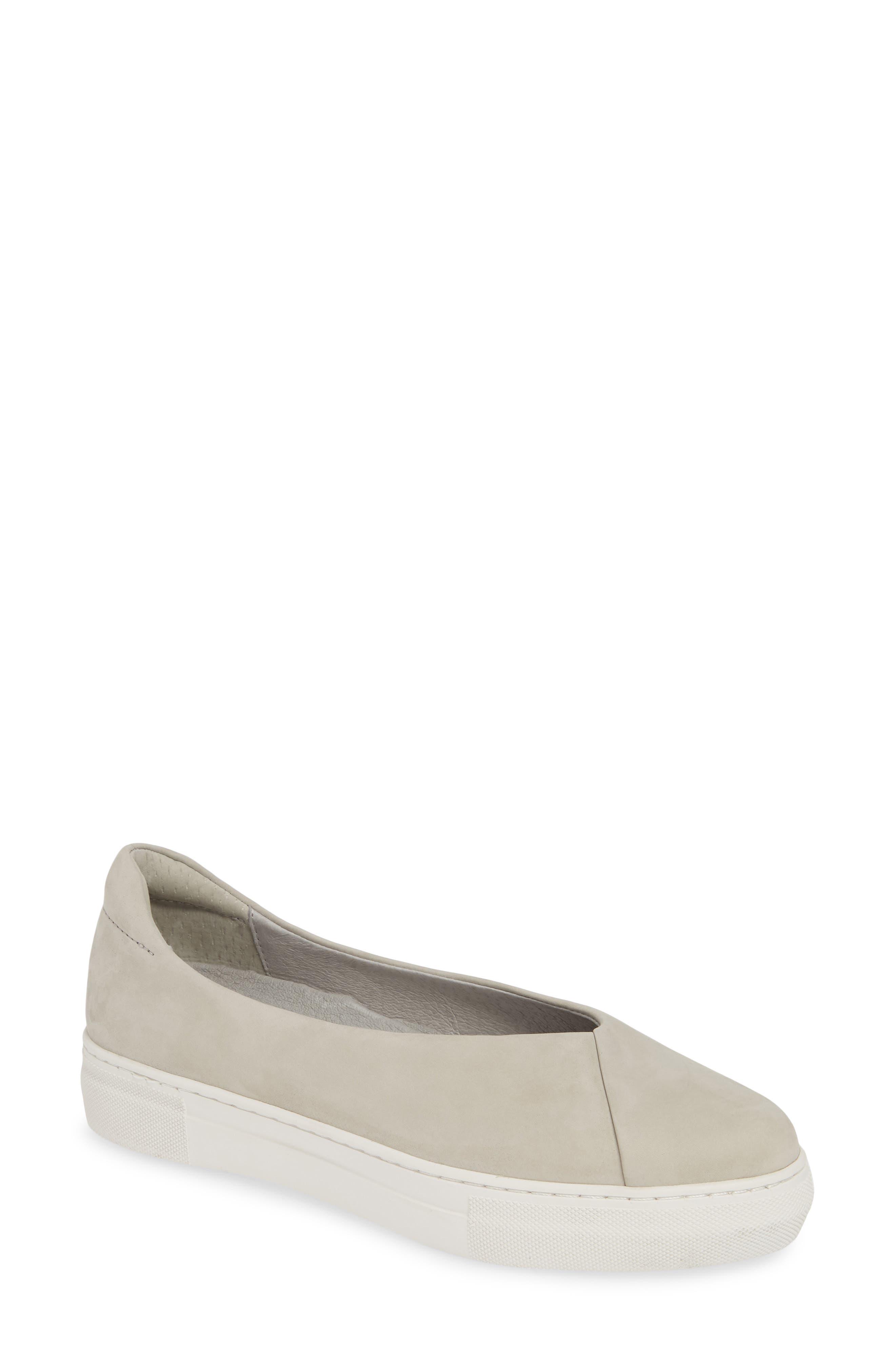 Jslides Felicia Slip-On Sneaker- Grey