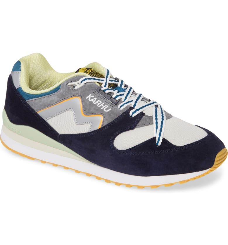 KARHU Synchron Classic Sneaker, Main, color, NIGHT SKY/ MONUMENT
