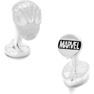 Cufflinks, Inc. Spiderman Cuff Links