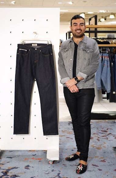 Weird Guy Slim Fit Jeans, sales video thumbnail