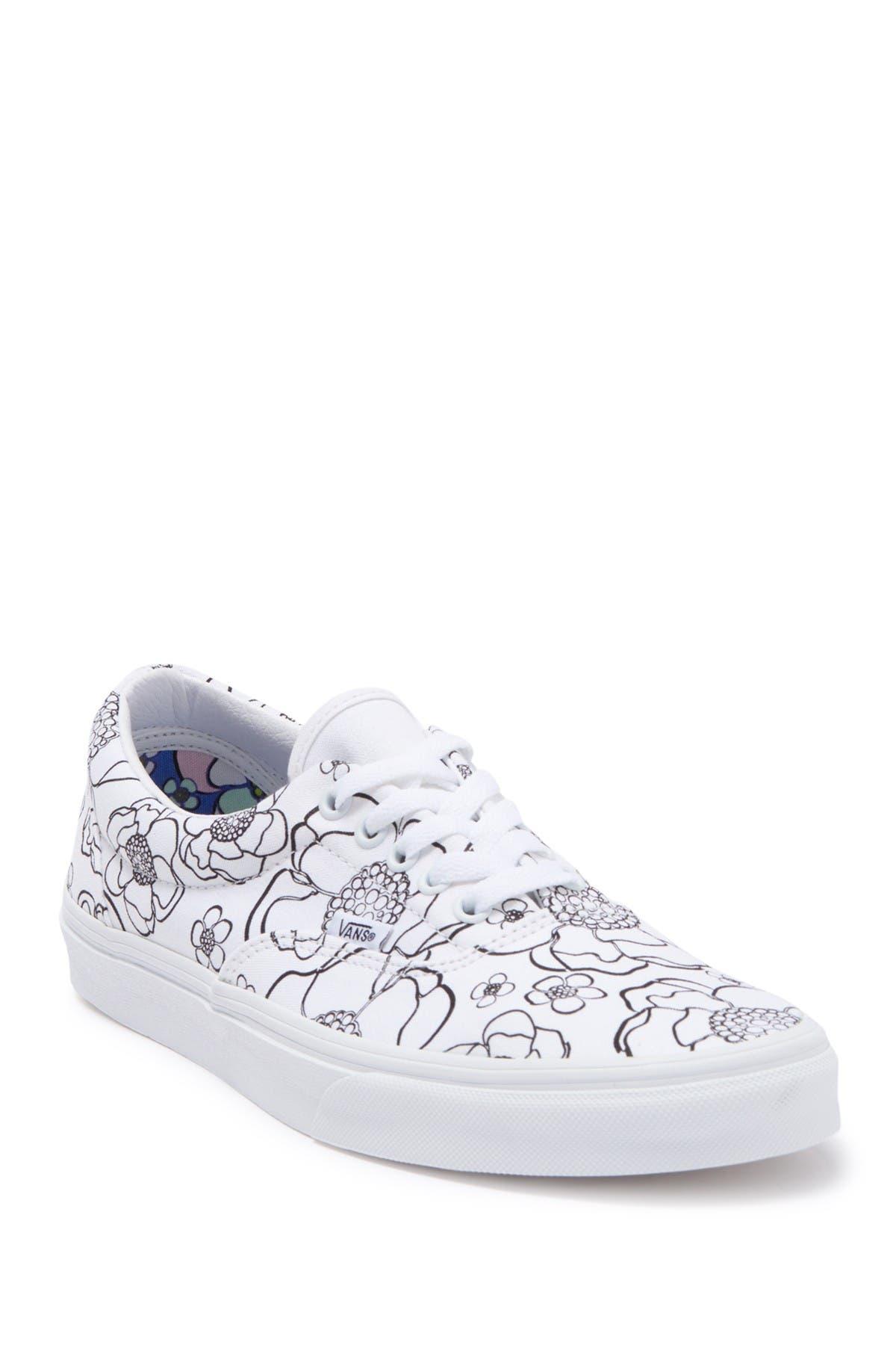 Vans Era U Color Flora Sneaker In U-color