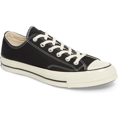 Converse Chuck Taylor All Star 70 Low Top Sneaker- Black