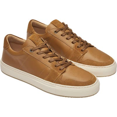 Greats Court Sneaker, Brown