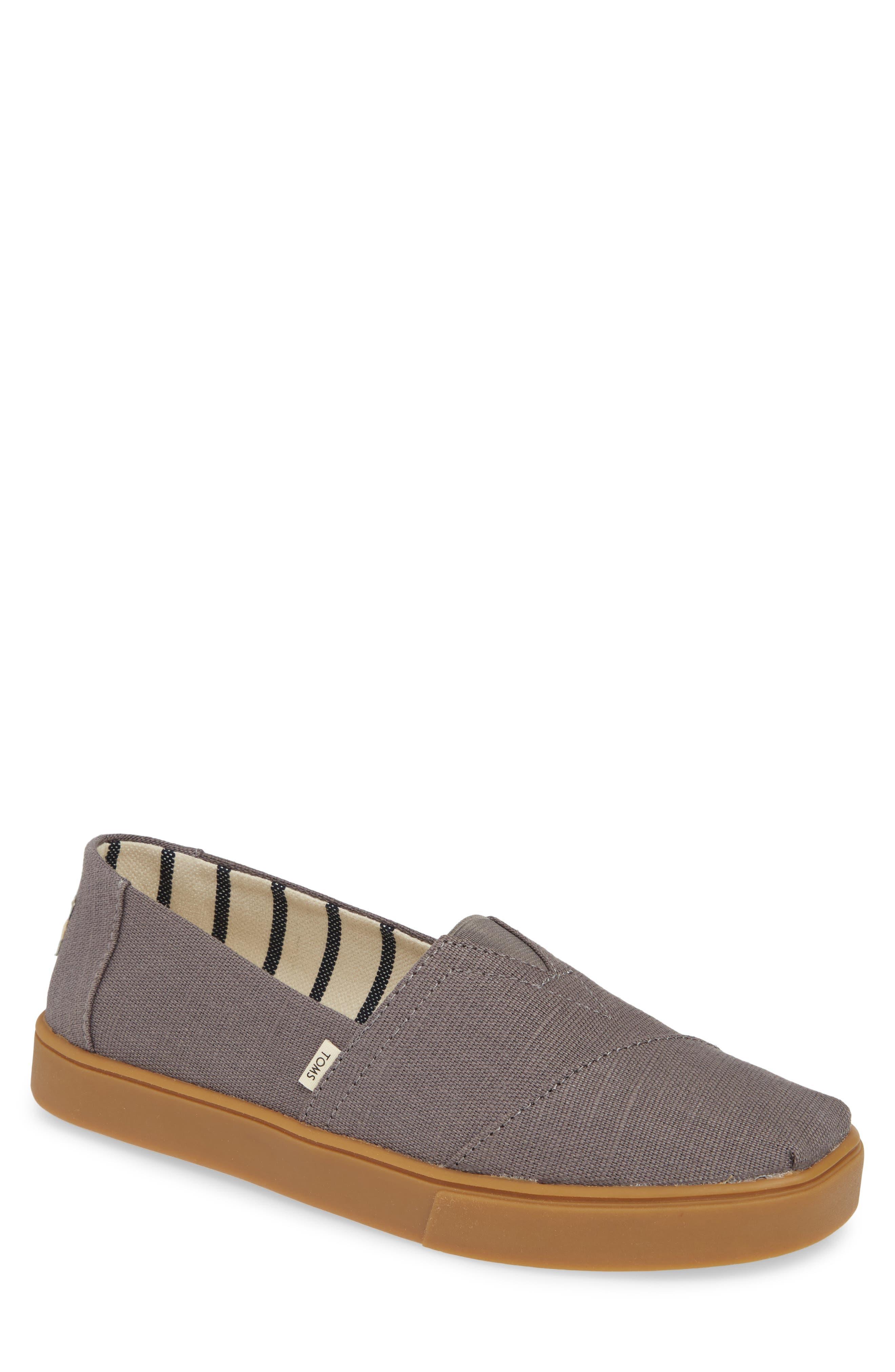 Toms Alpargata Cupsole Slip-On, Grey