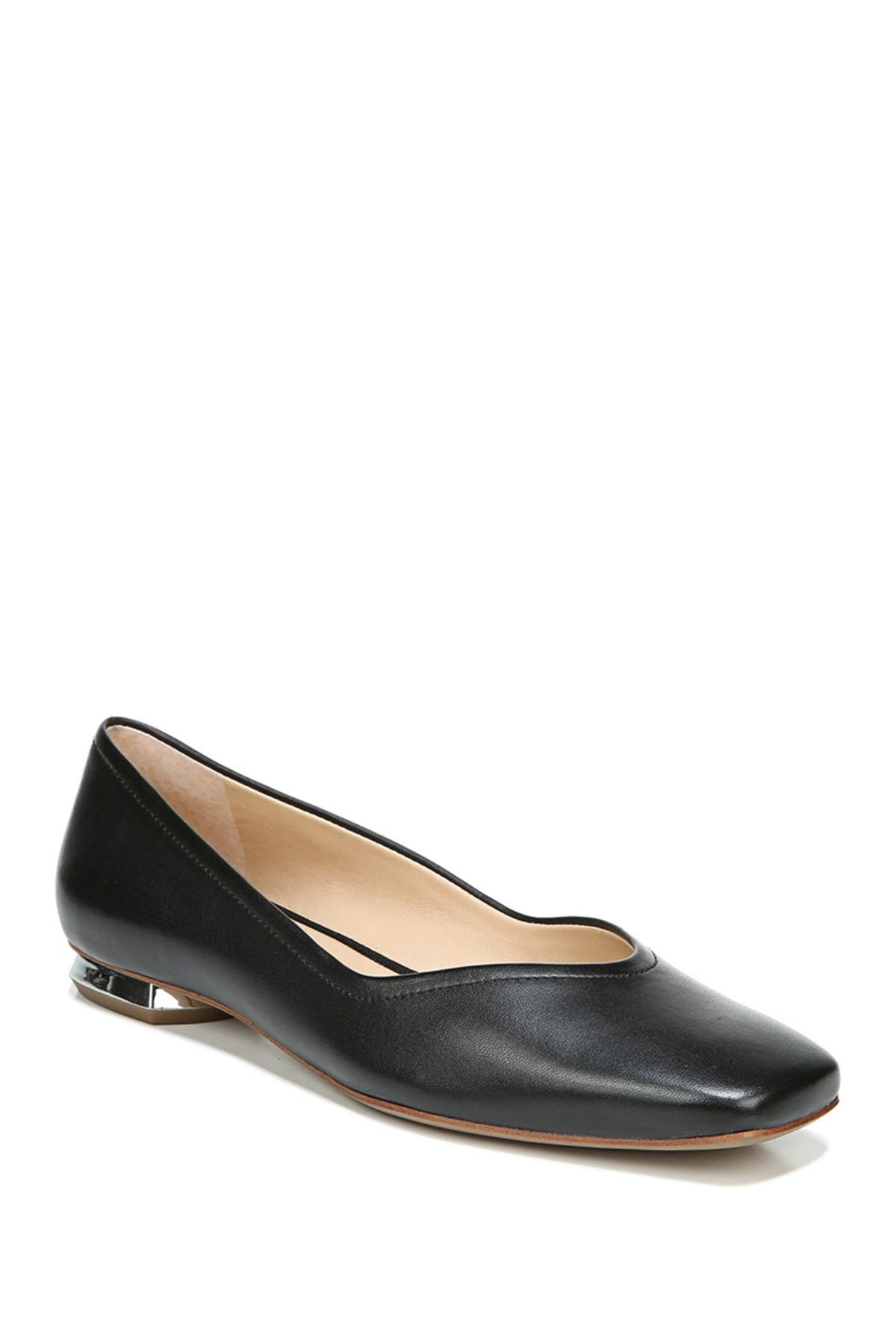 Image of Franco Sarto Astora Leather Flat