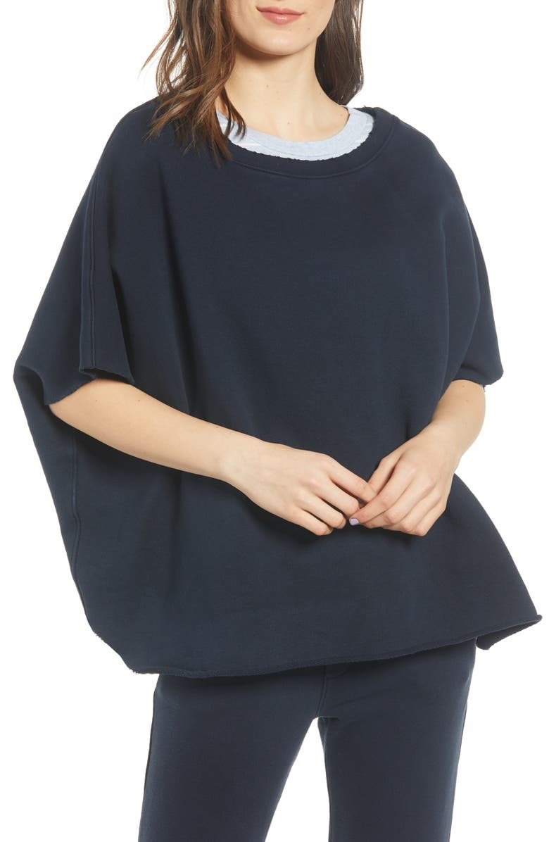 FRANK & EILEEN TEE LAB Capelet Tee, Main, color, 411