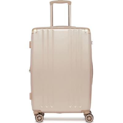 Calpak Ambeur 3-Piece Metallic Luggage Set - Metallic