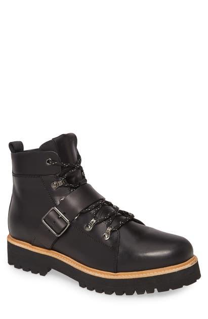 Allsaints Boots RICH PLAIN TOE BOOT