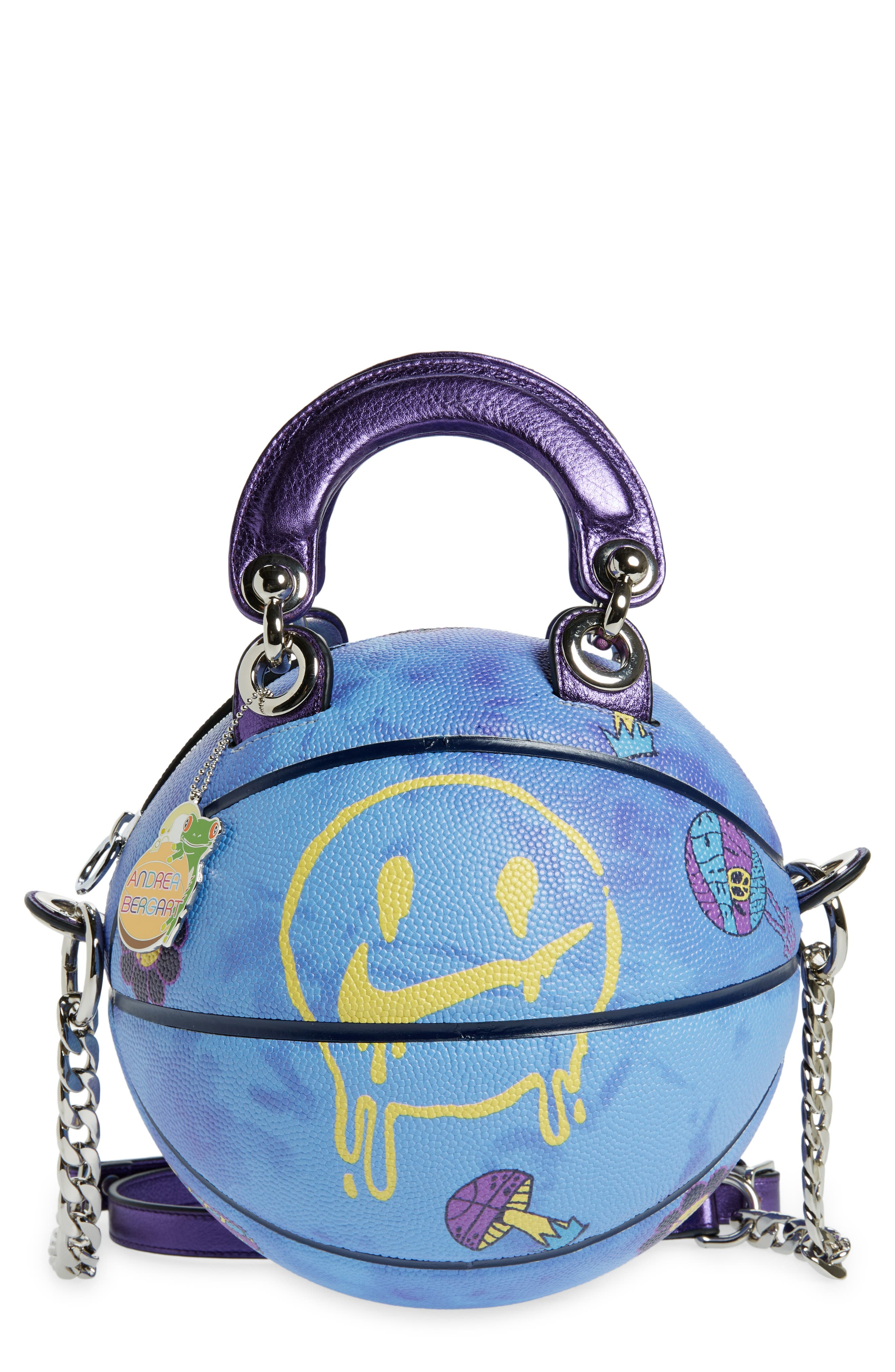 Full Basketball Top Handle Bag