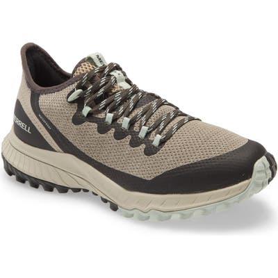 Merrell Bravada Waterproof Sneaker- Grey