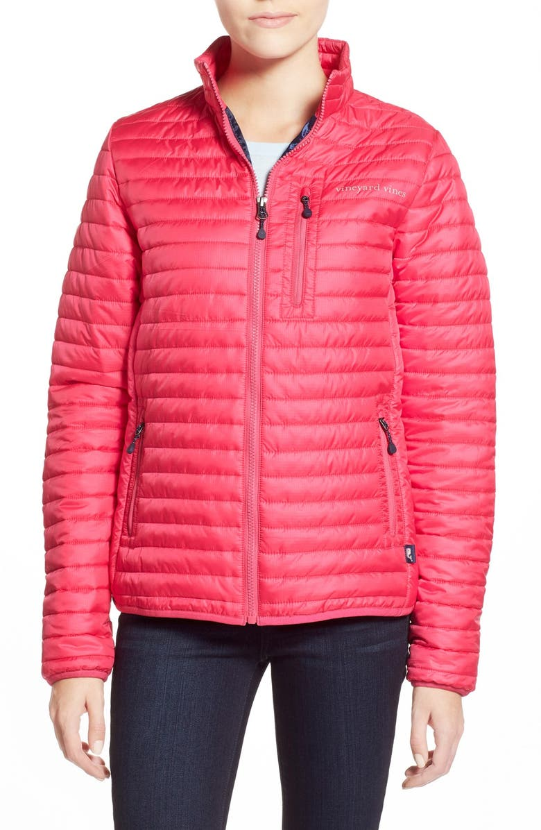 Vineyard Vines Mountain Weekend Quilted Jacket Nordstrom