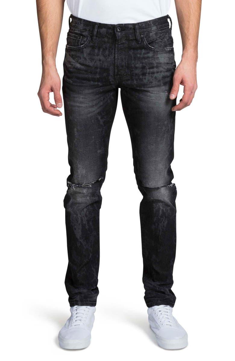 PRPS Windsor Skinny Fit Jeans, Main, color, SINGAPORE