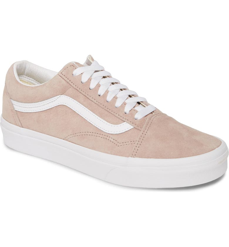 VANS Old Skool Sneaker, Main, color, SHADOW GRAY/ TRUE WHITE