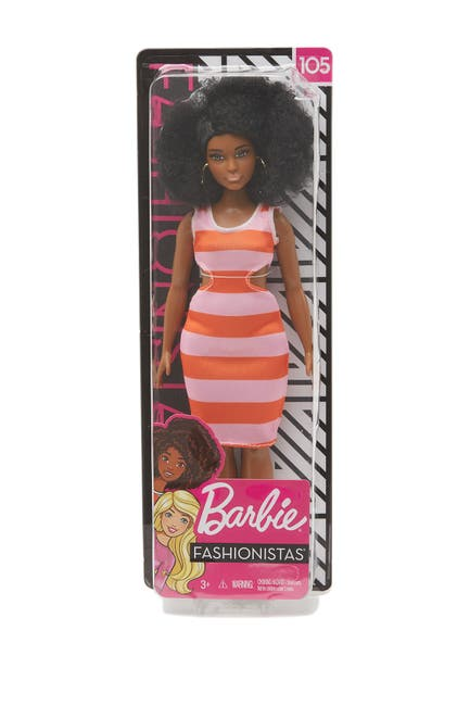 Image of Mattel Barbie Fashionistas Doll - #105