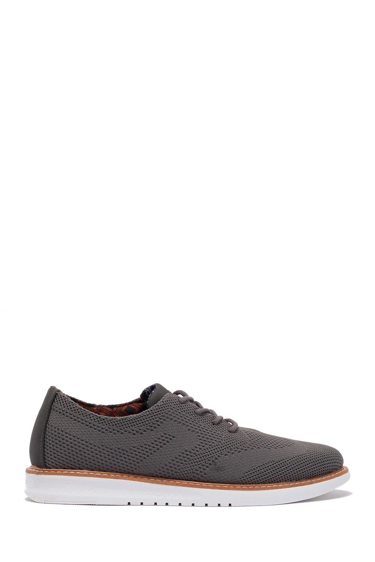 Image of Ben Sherman Omega Knit Wingtip Sneaker