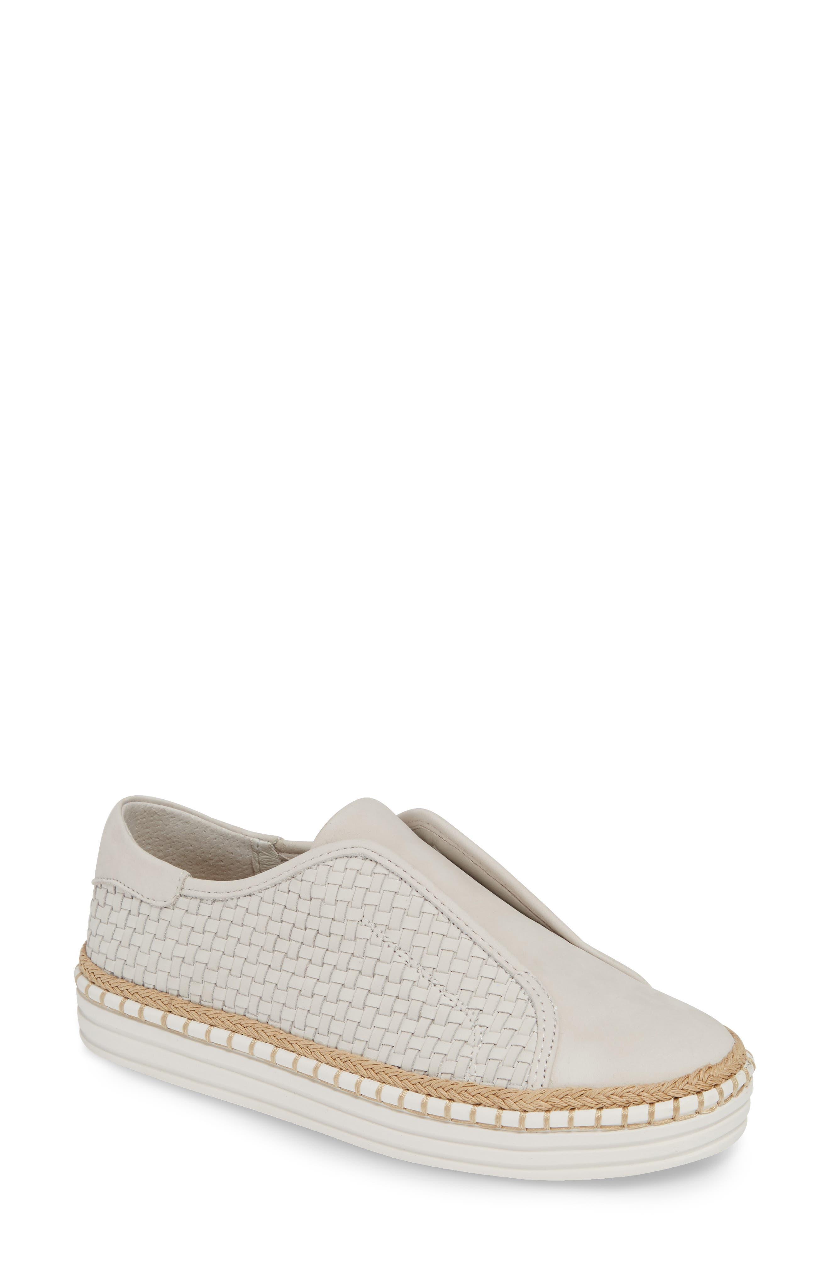 Jslides Kayla Slip-On Sneaker, White