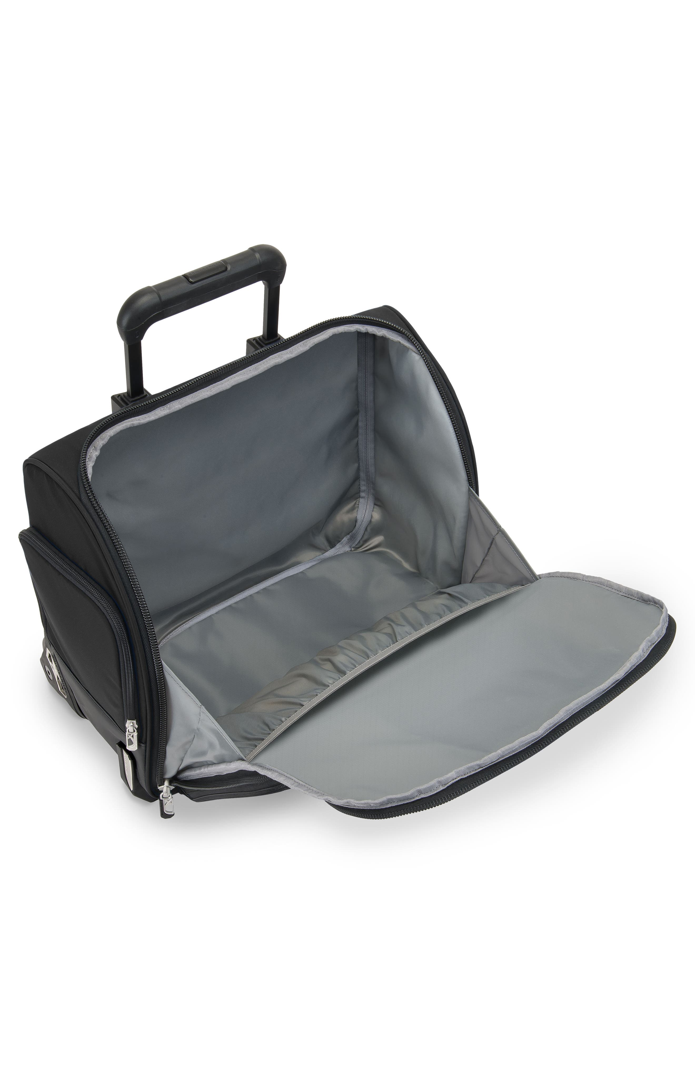 ,                             BRX Explore Wheeled Cabin Bag,                             Alternate thumbnail 2, color,                             BLACK