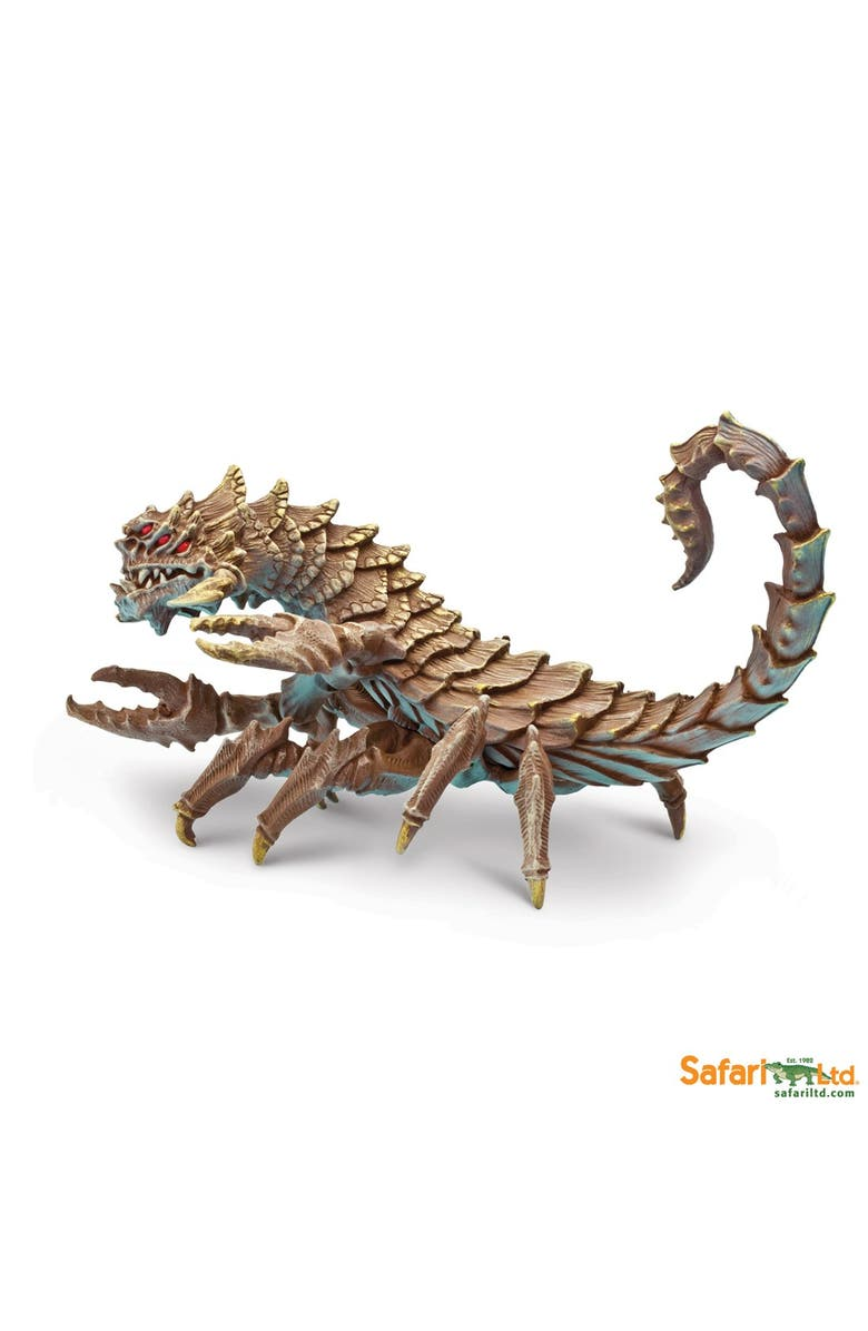 SAFARI LTD. Desert Dragon Figurine, Main, color, DESERT DRAGON