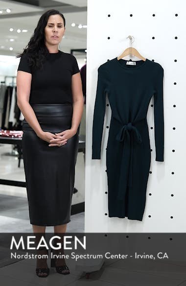 Dovie Sweater Dress, sales video thumbnail