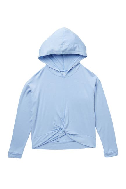 Image of Z by Zella Girl Twist Front Hoodie