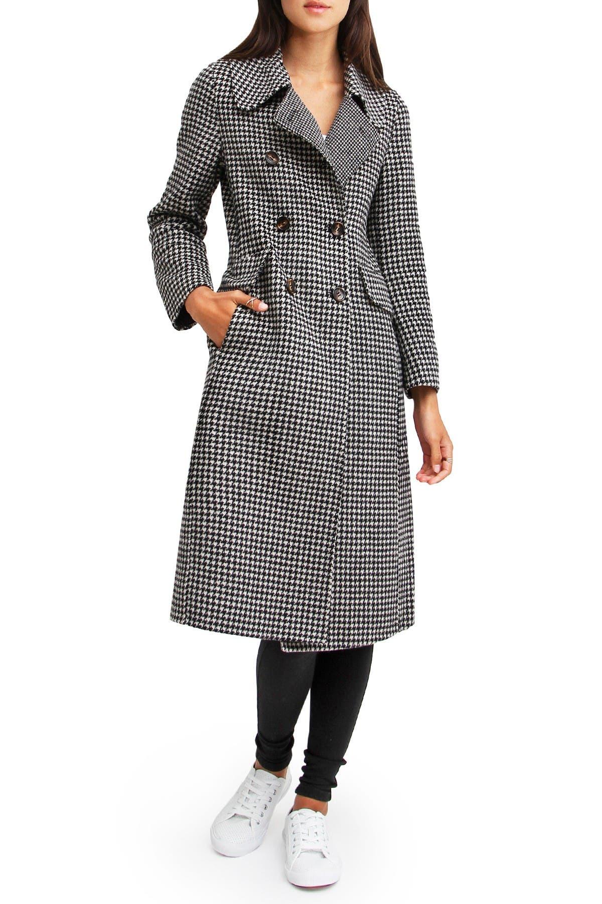 Image of Belle & Bloom Save My Love Wool Coat