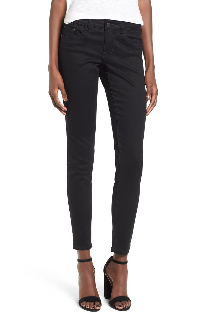BP. Ankle Skinny Jeans, Main, color, 001