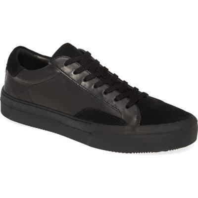 John Varvatos Star Usa MAC Skate Sneaker- Black