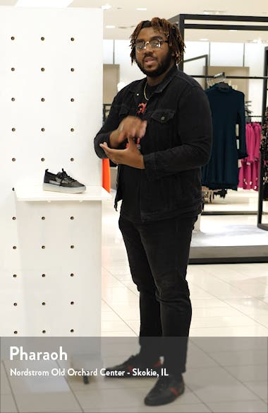 Della Mesh Panel Sneaker, sales video thumbnail