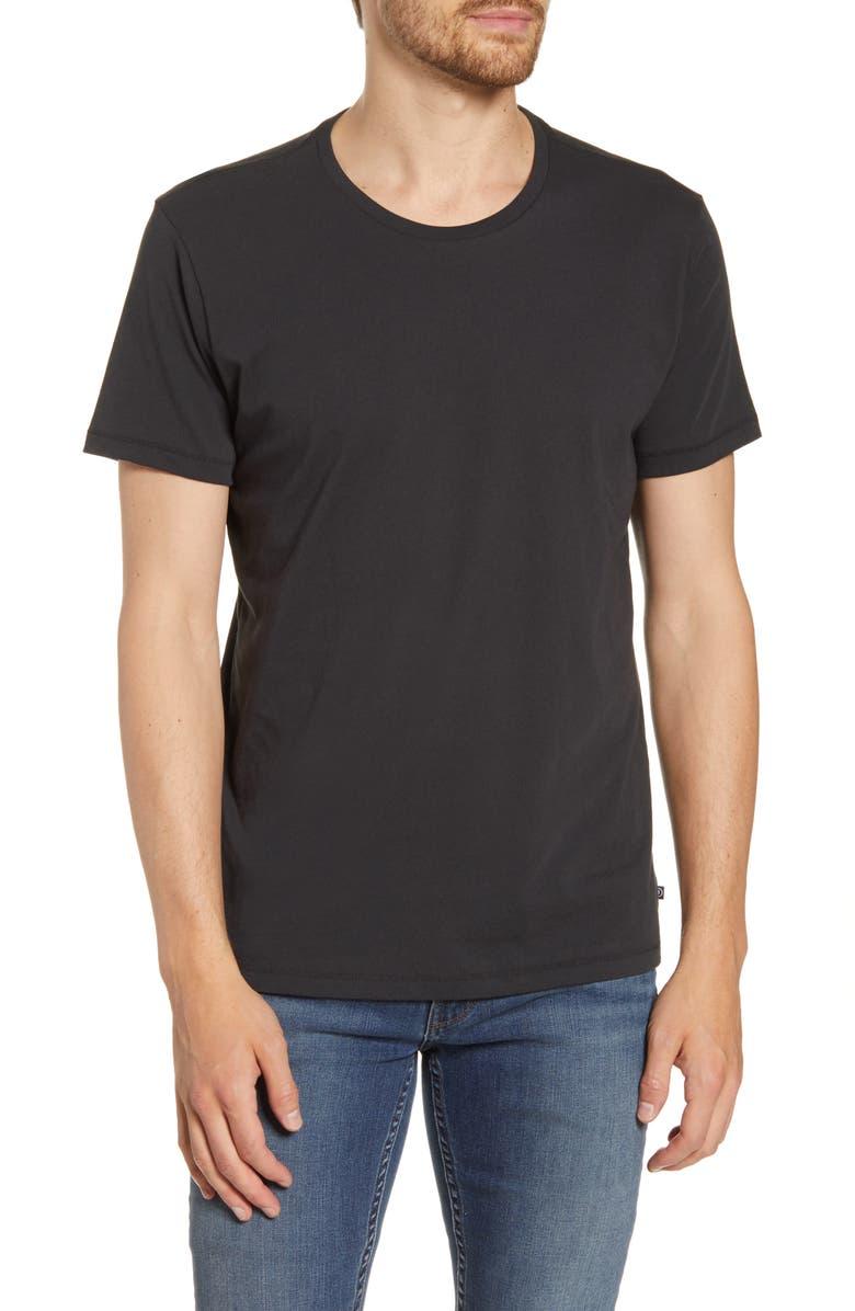 BONOBOS Trim Fit Solid T-Shirt, Main, color, 001