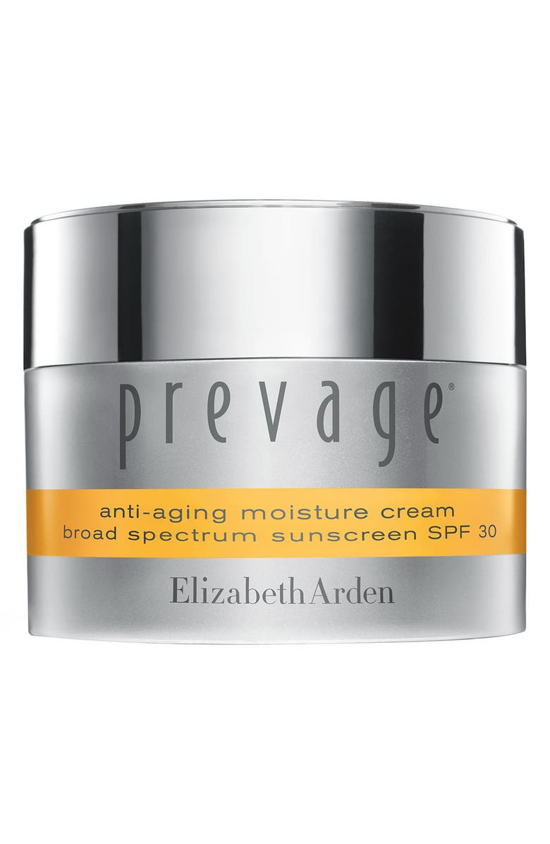 ELIZABETH ARDEN PREVAGE<sup>®</sup> Day Intensive Anti-Aging Moisture Cream SPF 30, Main, color, NO COLOR