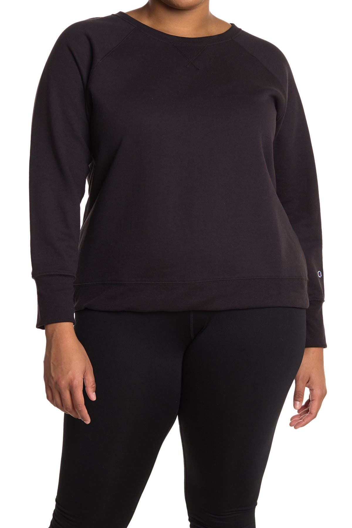 Image of Champion Powerblend Crew Neck Pullover