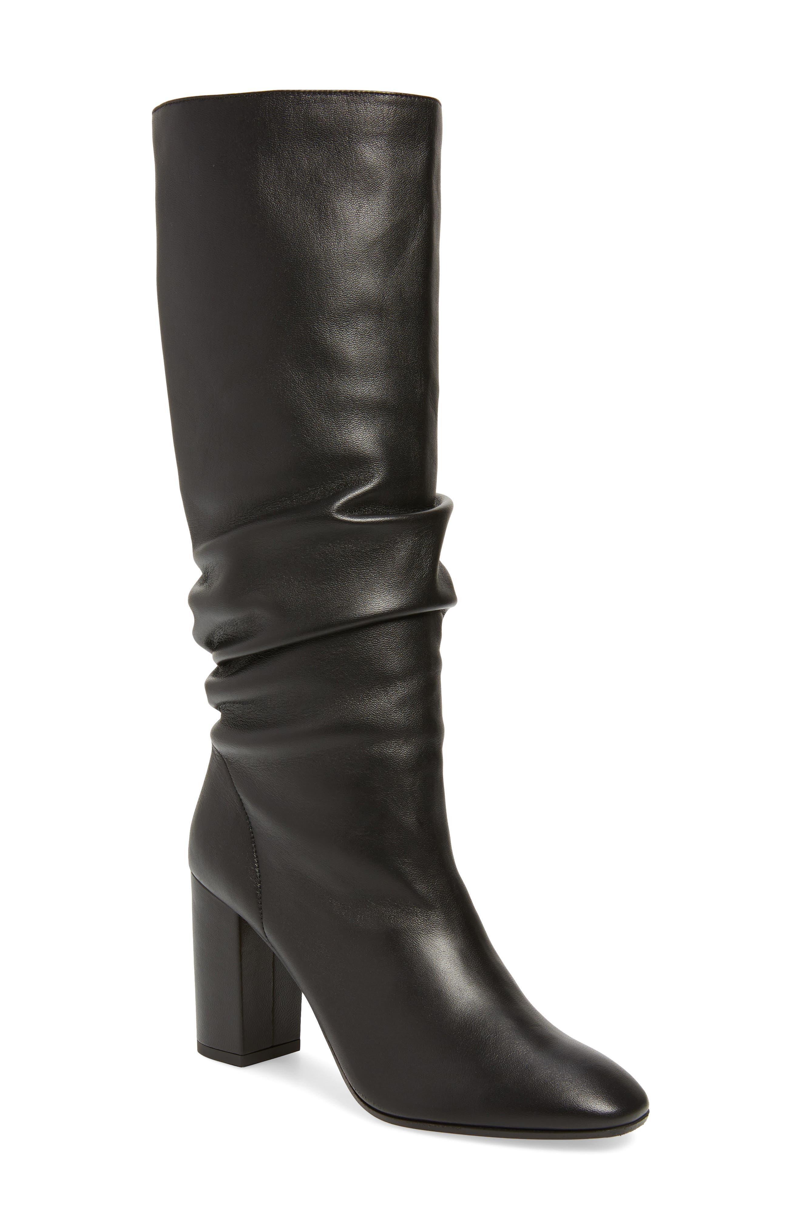 Aquazzura Boogie Slouch Boot (Women