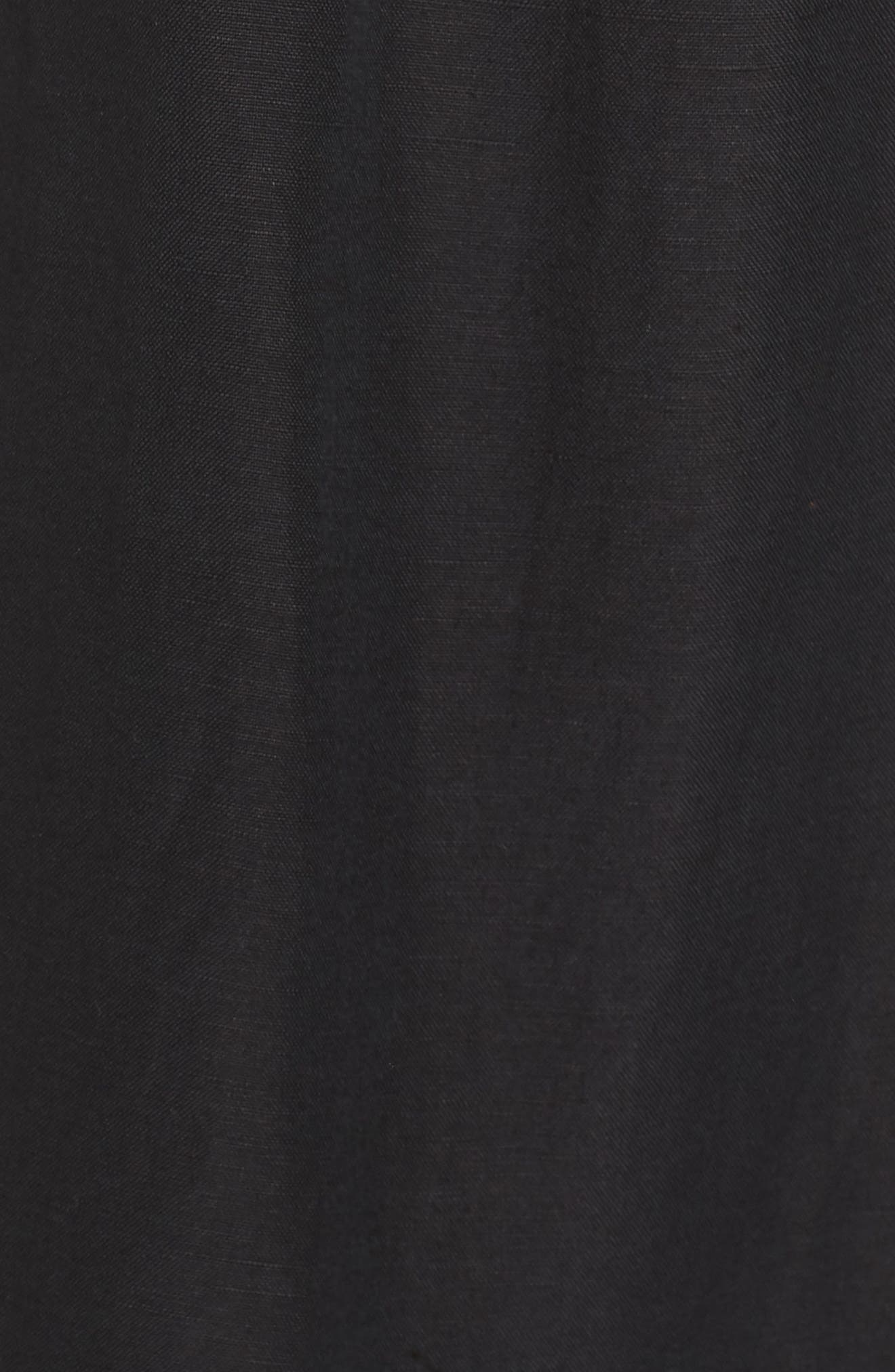 ,                             Off the Shoulder Cover-Up Dress,                             Alternate thumbnail 6, color,                             002