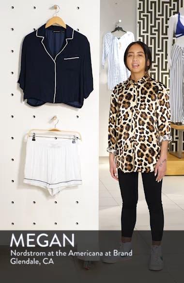 Short Sleeve PJ Set, sales video thumbnail