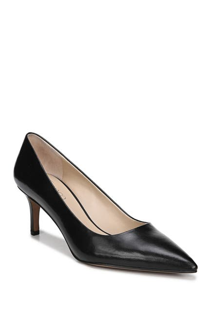 Image of Franco Sarto Tudor Pointed Toe Leather Pump