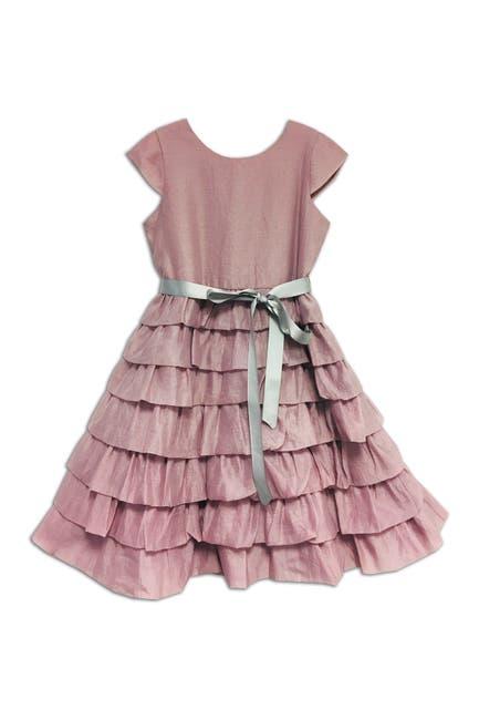 Image of Joe-Ella Audrey Blush Dress