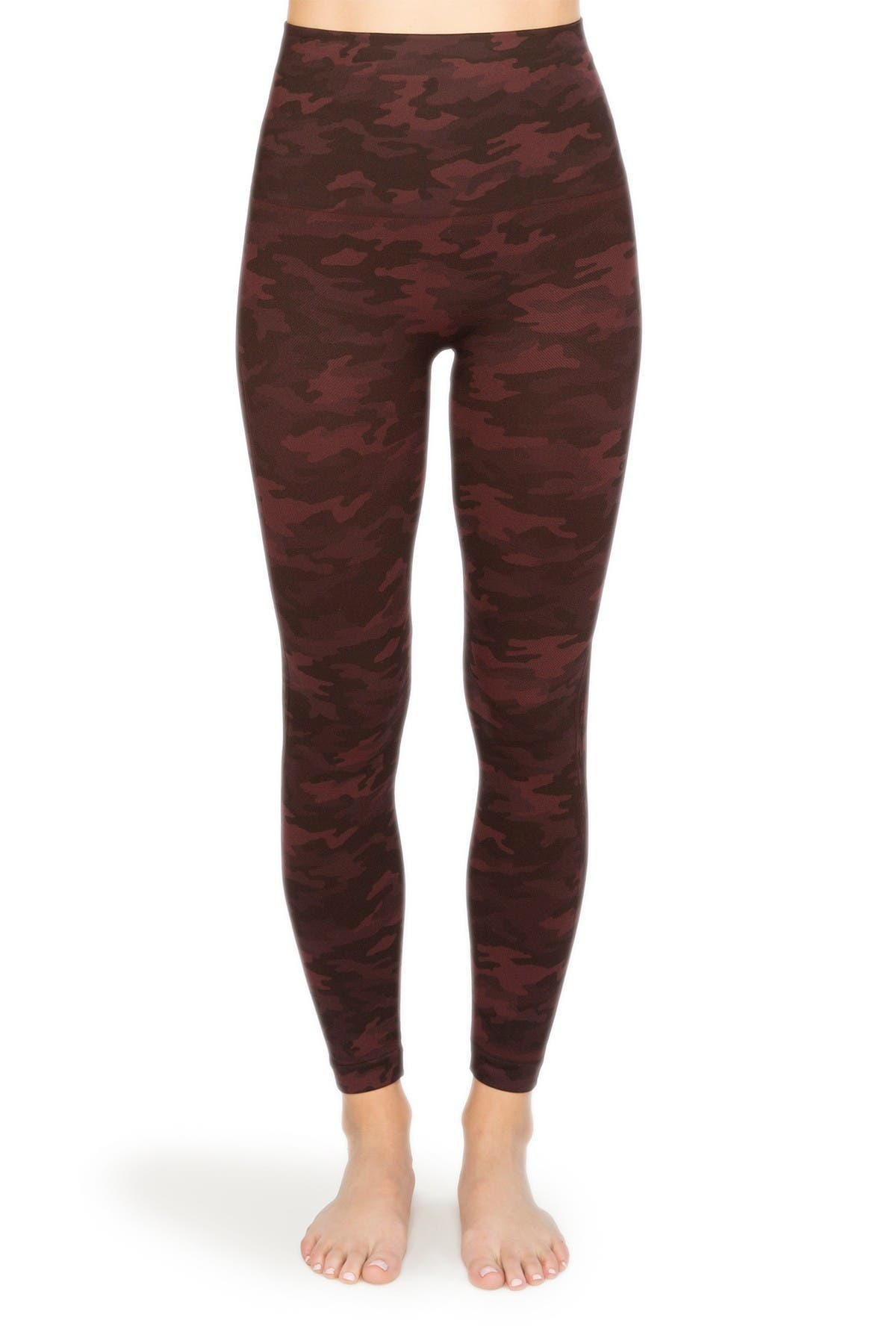 Image of SPANX Print Seamless Leggings