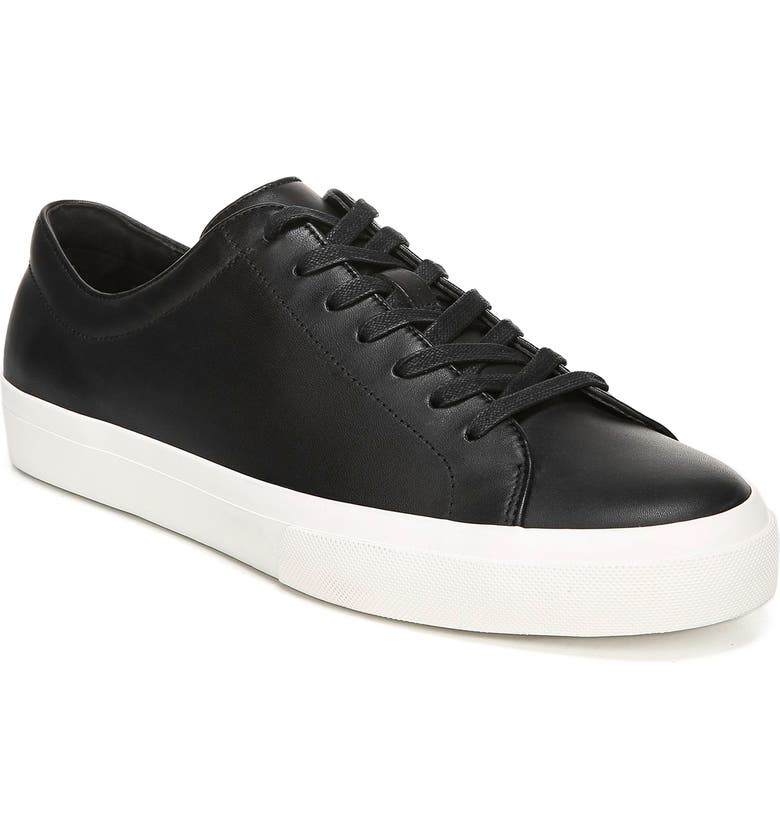 VINCE Farrell Sneaker, Main, color, BLACK