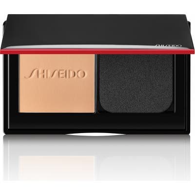 Shiseido Synchro Skin Self-Refreshing Custom Finish Powder Foundation - 240 Quartz