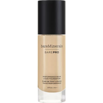 Bareminerals Barepro Performance Wear Liquid Foundation - 10 Cool Beige