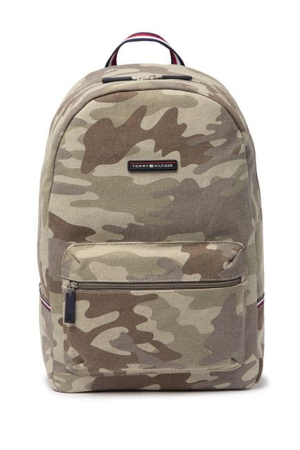 Image of Tommy Hilfiger Alexander Camo Backpack
