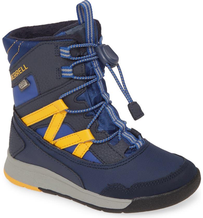 MERRELL Snow Crush Waterproof Snow Boot, Main, color, 400