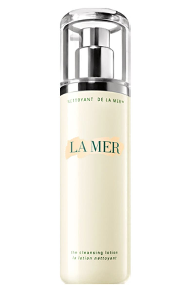 LA MER The Cleansing Lotion, Main, color, NO COLOR