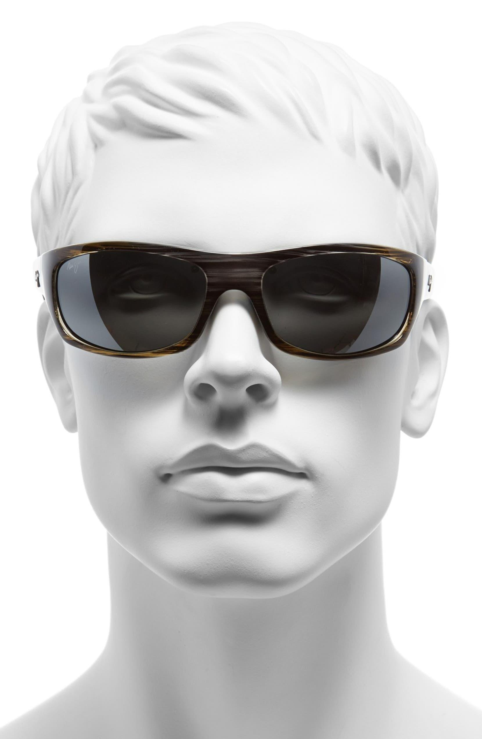 2152be263f97 Maui Jim 'Surf Rider - PolarizedPlus®2' 63mm Sunglasses | Nordstrom