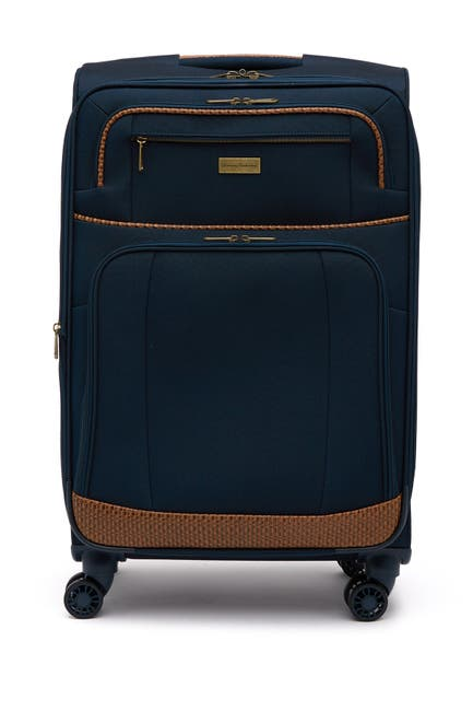 """Image of Tommy Bahama Mojito Twist 20"""" Expandable Spinner Suitcase"""