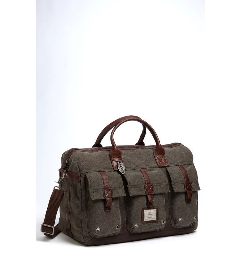 FOSSIL 'Trail' Duffel Bag, Main, color, 345