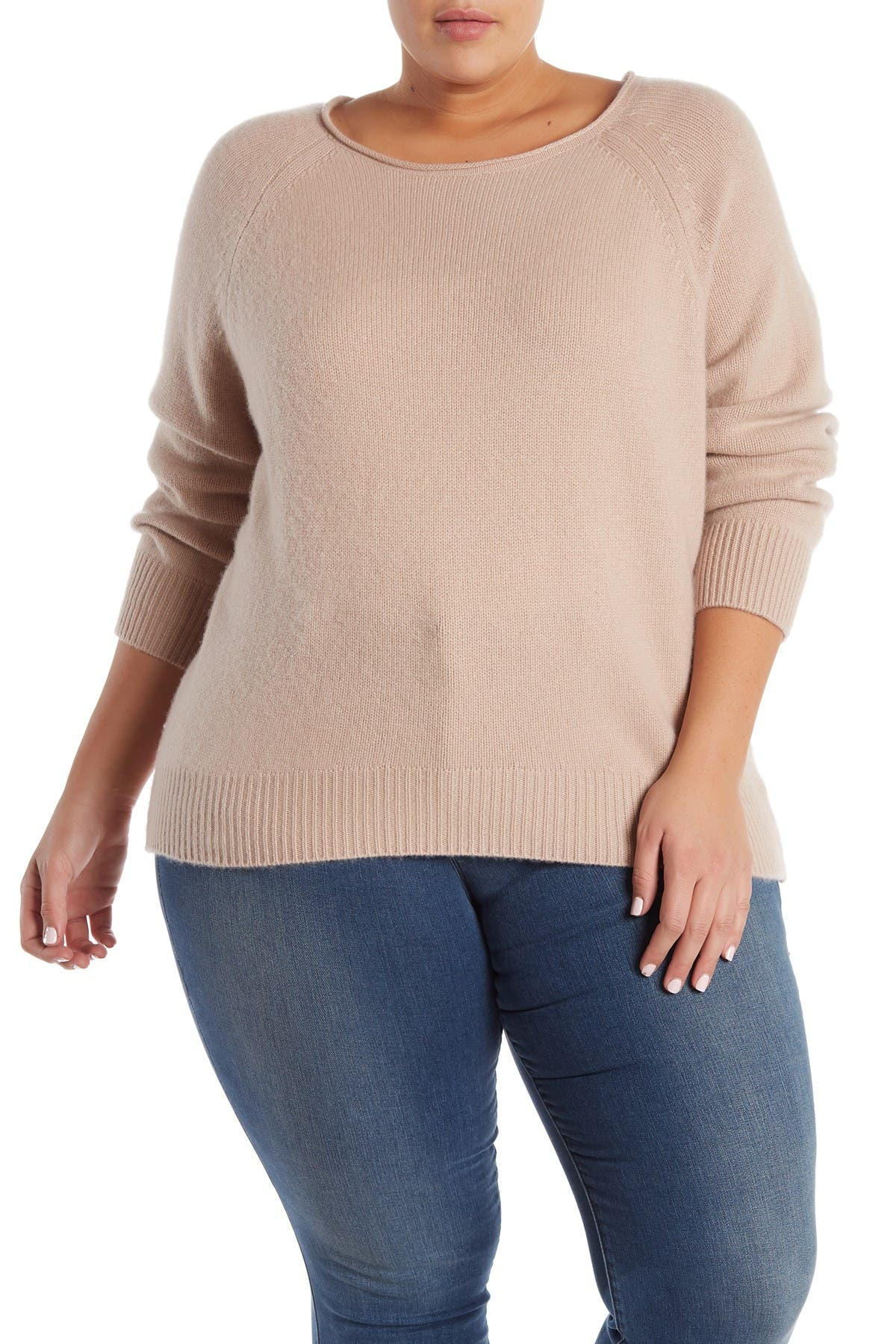 Image of Naked Cashmere Leila Raglan Cashmere Sweater