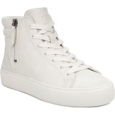 Ugg Olli High Top Sneaker, White