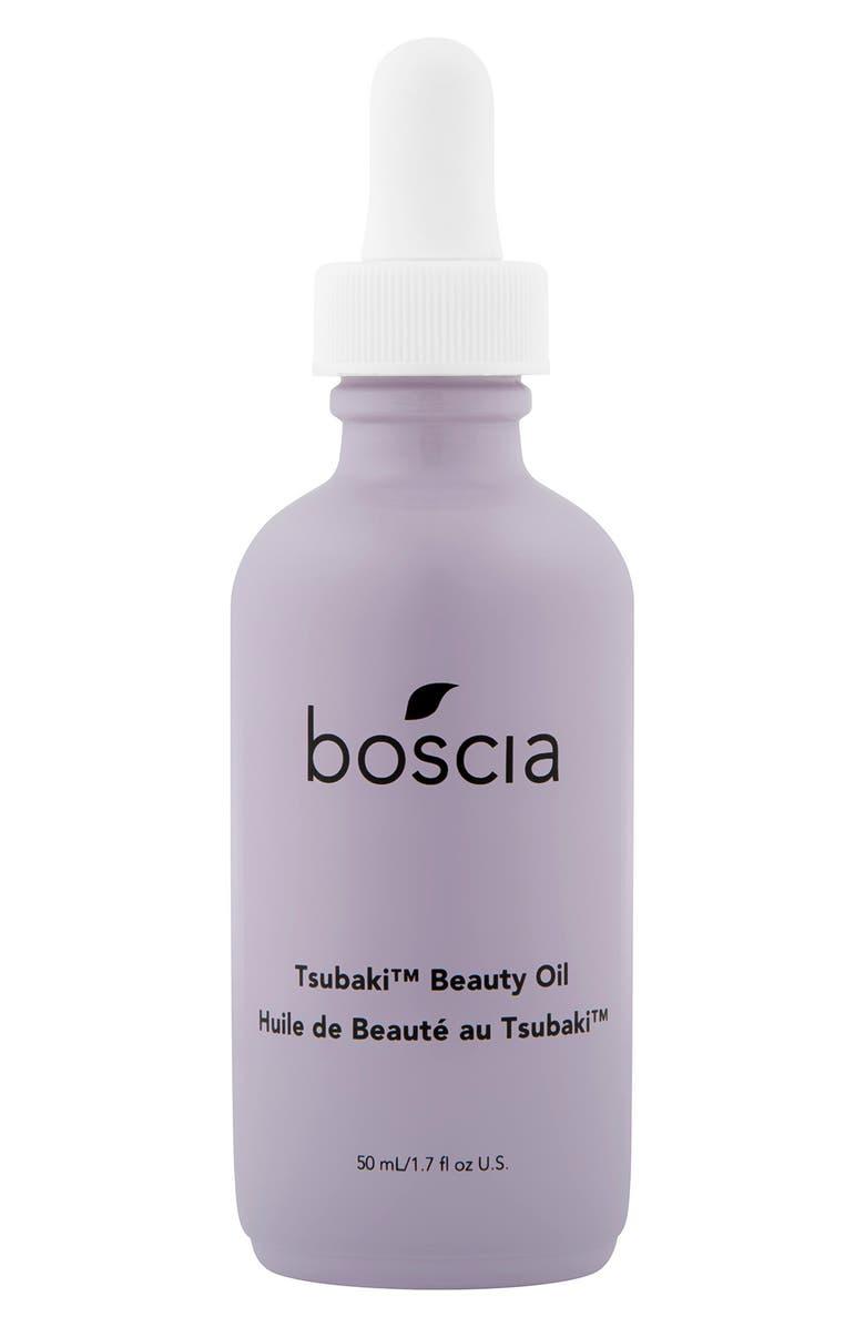 BOSCIA Tsubaki Beauty Oil, Main, color, NO COLOR